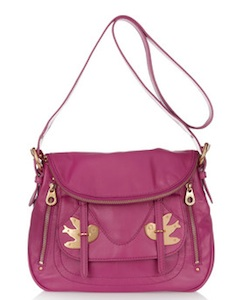 Marc by Marc Jacobs Natasha Petal to the Metal Bag