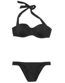 Melissa Odabash black bikini