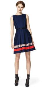 Poplin dress ($39.99)
