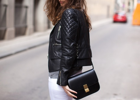 Quilted Leather Jackets | Best Leather Jackets | Motorcycle ...