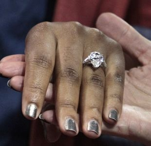 Savannah Brinson's engagement ring