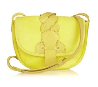 See by Chloe Twirl Leather Shoulder Bag
