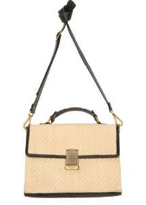 Straw bag ($39.99)