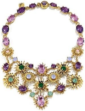 New Duchess Bib Necklace
