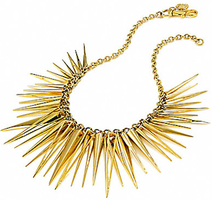 New Spike Necklace