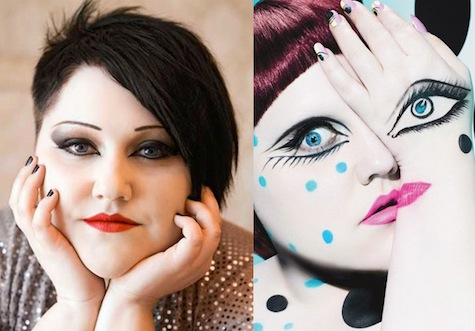 Beth Ditto Mac Cosmetics Beth Ditto Beauty Collaboration Mac
