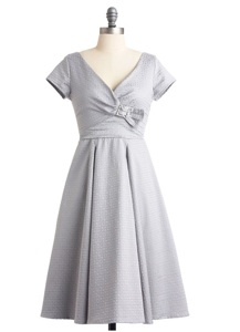A-dove All Dress