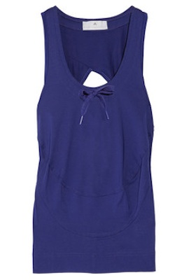 Adidas by Stella McCartney Run Cutout Stretch Tank