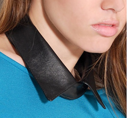Akira Detachable Collar in Black