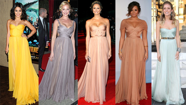 Maria lucia hohan red carpet best red carpet dresses - Designer red carpet dresses ...