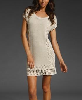 Ella Moss Dalton Dress | Amber Heard Sweater Dress | Amber Heard ...