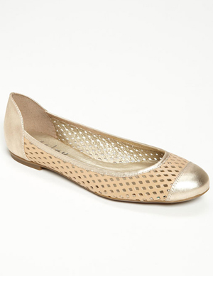 French Sole 'Fixture' Flat