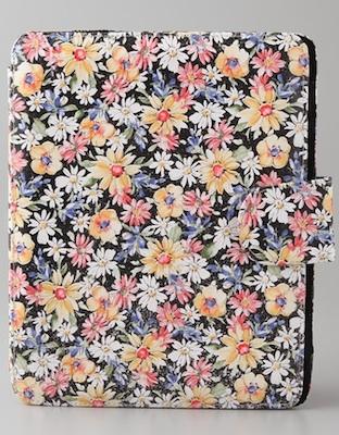 Jagger Edge Floral iPad Case