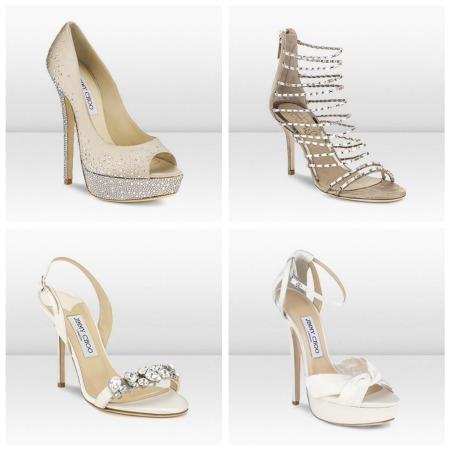 Switzerland Jimmy Choo Bridal Shoes - 2012 Omg Jimmy Choo Just Added New Bridal Styles This Is Wedding Shoespiration At Its Finest