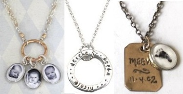 Personalized Mommy Jewelry