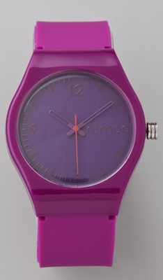Rumba Time Grapesicle Delancey Watch