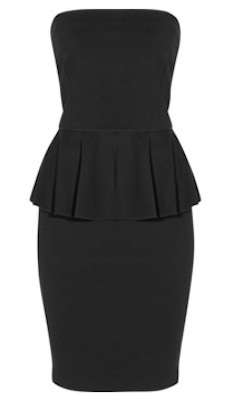 Stella McCartney Peplum Dress