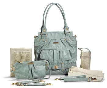 Timi Leslie Louise Diaper Bag