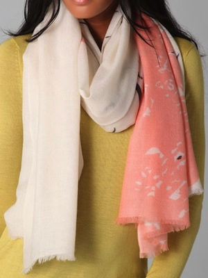We Are Owls First Sight Cashmere Scarf