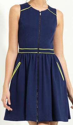 Techno Jersey Dress