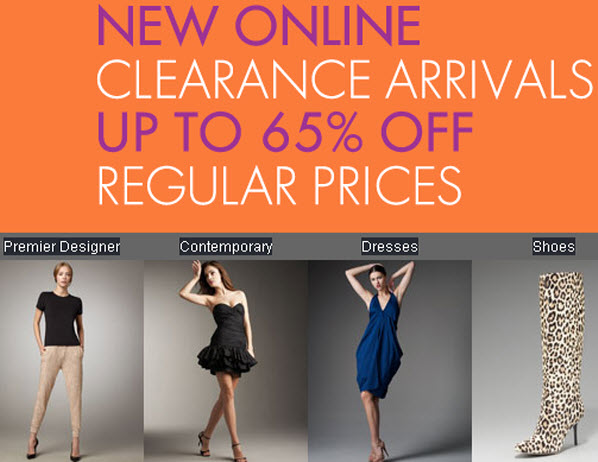 Neiman Marcus Clearance Sale | Free Shipping | Online Deals