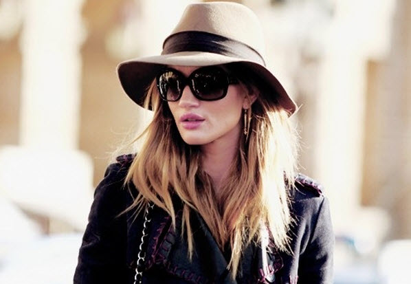 Ditch The Beanie  A Wool Fedora Is The Only Way To Look Truly Chic In Winter cf09ff7971d