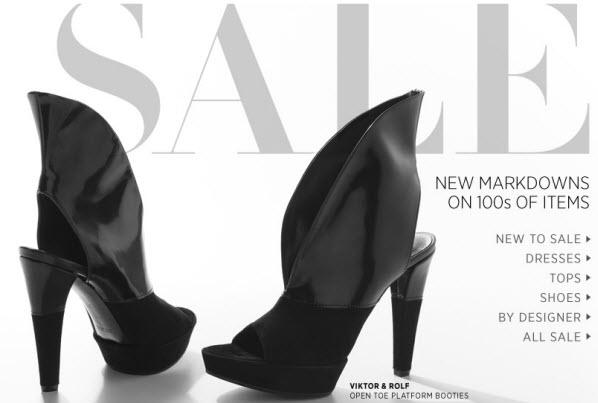 Shopbop Winter Sale Online Deals