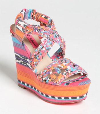 Betsey Johnson 'Busta' Sandal