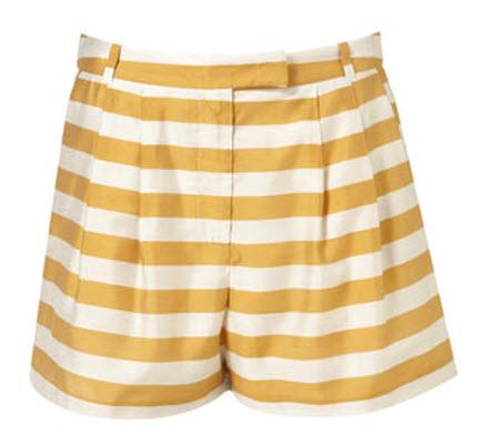 Co-ord Stripe Fluid Shorts