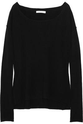 Duffy Boat-Neck Cashmere Sweater