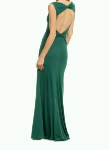 Issa Great Britain Green Gown