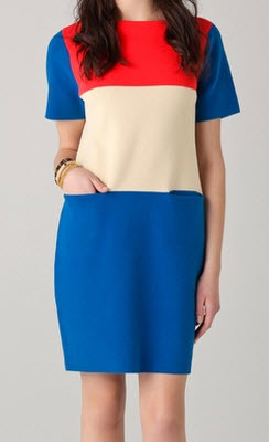 Marc by Marc Jacobs Norwood Sweater Dress