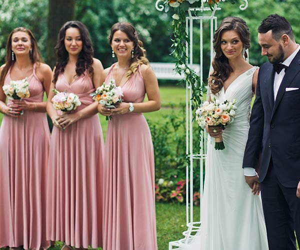 8 Mistakes Brides Make When Choosing Bridesmaid Dresses