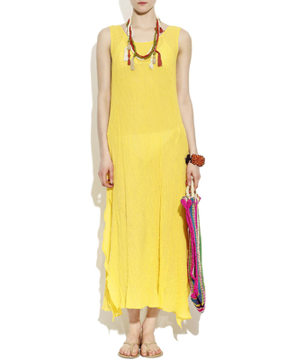 Canary Leslie Dress