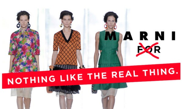 Shop designer items by Marni online. Choose the perfect piece for you: easy, quick returns and secure payment! Marni combines bright colors, bold graphic patterns, elaborate prints, and natural and techno textures for quirky, offbeat glamour.