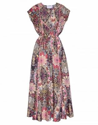 Dree Print Dress