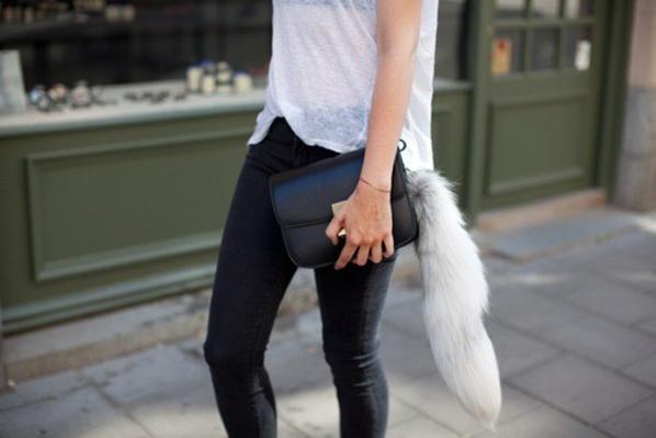 10. Fashion Dare - Fox Tail Accessories