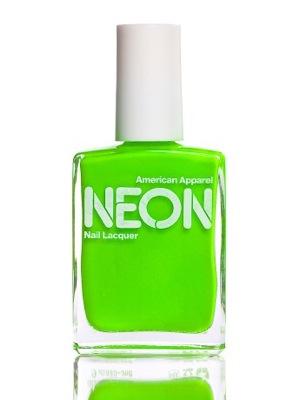American Apparel green
