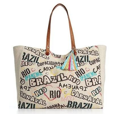 American Rag Brazil Bella Tote
