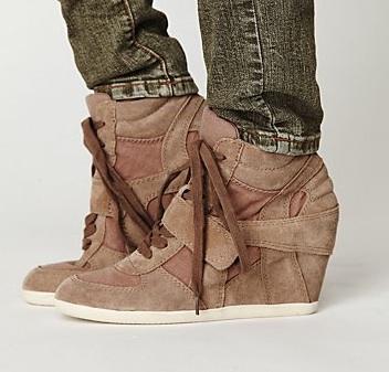 72875e0c0f62f Ash Bowie Wedge Sneaker - SHEfinds