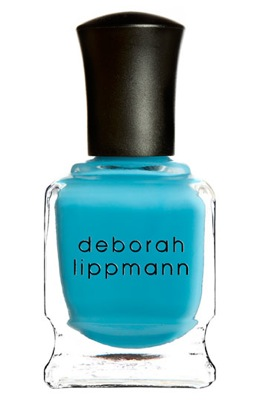 Deborah Lippmann Blue