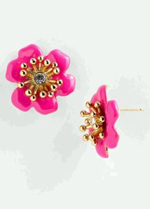 Kate Spade Moms The Word Posey Park Earrings