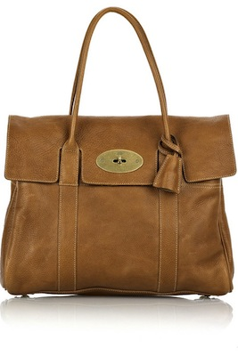 2925ca5764 Mulberry Lily Leather Shoulder Bag