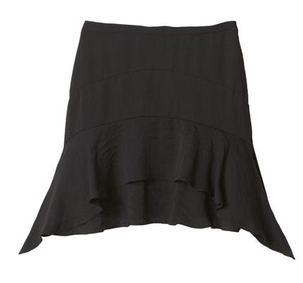 Rebecca Taylor Handkerchief skirt