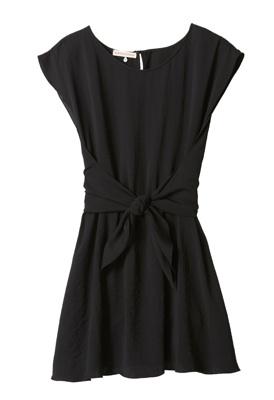 Rebecca Taylor Tie-Waist dress