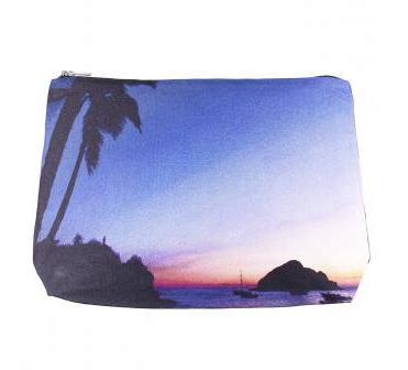SAMUDRA Playa Rosa Sunset Pouch