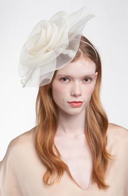 Tasha 'Flower Fascinator' Headband