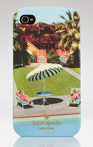 kate spade new york iPhone Case - Resin All in Days Work