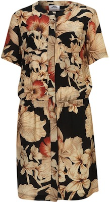 Foral Print Dress