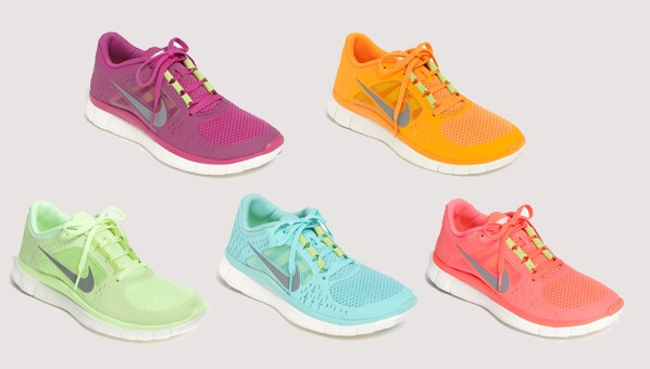 Talk About Motivation: These Nike Free Running Shoes Make Us Want To